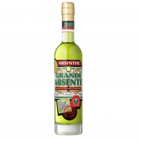 ABSINTHE - ABSINTHE GRANDE ABSENTE 35CL - Planète Drinks