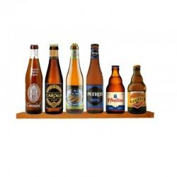 COFFRET BIERE - BOX 6 BIERES BELGES TRIPLE - Planète Drinks