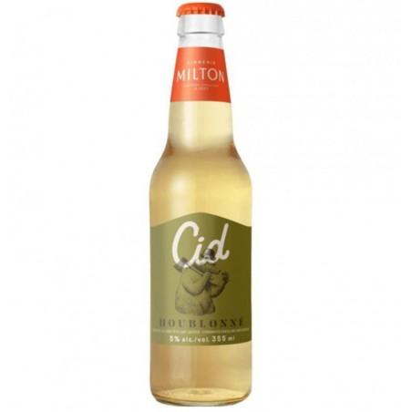 cidre - MILTON CID HOUBLONNE 35.5CL - Planète Drinks