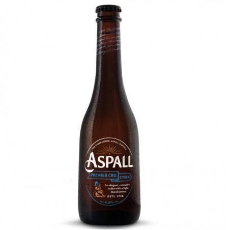cidre - ASPALL SUFFOLK PREMIER CRU CIDER 33CL - Planète Drinks