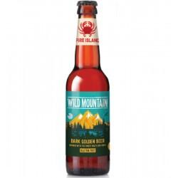 biere - FIRE ISLAND WILD MOUNTAIN 33CL SANS GLUTEN - Planète Drinks