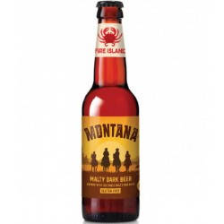 biere - FIRE ISLAND MONTANA 33CL SANS GLUTEN - Planète Drinks