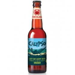 biere - FIRE ISLAND CALYPSO 33CL  SANS GLUTEN - Planète Drinks