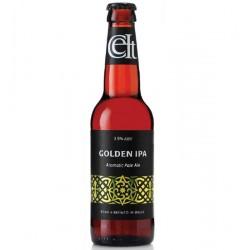 biere - CELT GOLDEN IPA SANS GLUTEN 33CL - Planète Drinks
