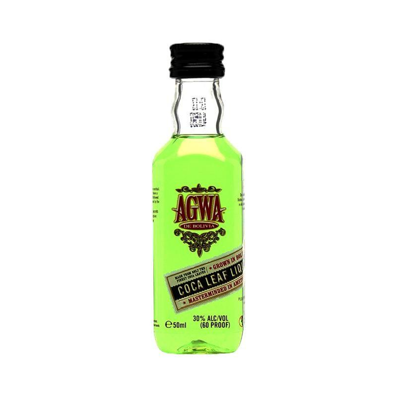 spiritueux - AGWA LIQUEUR 5CL - Planète Drinks