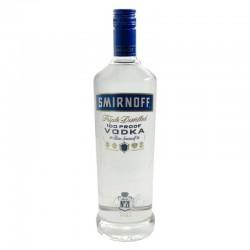 VODKA - SMIRNOFF BLUE LABEL VODKA 1L - Planète Drinks