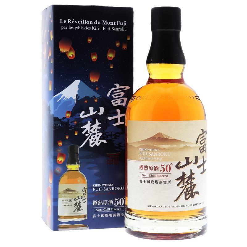 WHISKY - KIRIN FUJI SANROKU WHISKY 70CL - Planète Drinks