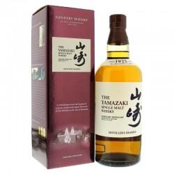 WHISKY - YAMAZAKI DISTILLER'S RESERVE WHSIKY SINGLE MALT 70CL - Planète Drinks