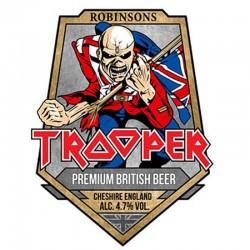 TROOPER SOLD HERE STICKER