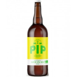 biere - PIP SUPER DDH IPA 75 CL - CERTIFIE FR-BIO-01 - Planète Drinks