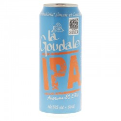 LA GOUDALE IPA 50CL CAN