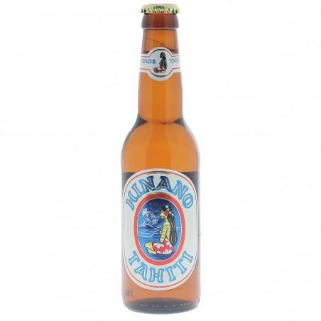biere - HINANO TAHITI 33CL - Planète Drinks