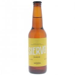 biere - NACIONAL MORELOS SIERVO BLANCHE 35,5CL - Planète Drinks
