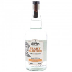 GIN - PEAKY BLINDER SPICED GIN 70CL - Planète Drinks