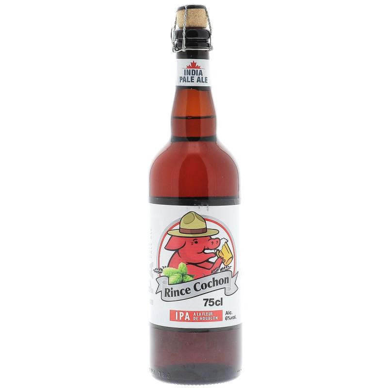 biere - RINCE COCHON IPA 75CL - Planète Drinks