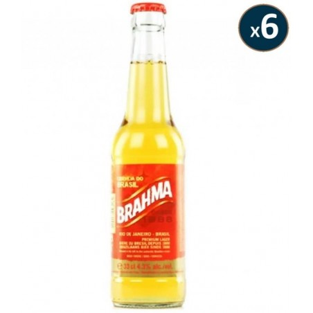 BRAHMA 6*33CL