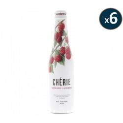 CHERIE FRAMBOISE 6*0.33L