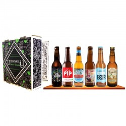 COFFRET DISCOVERY BEER BOOK...