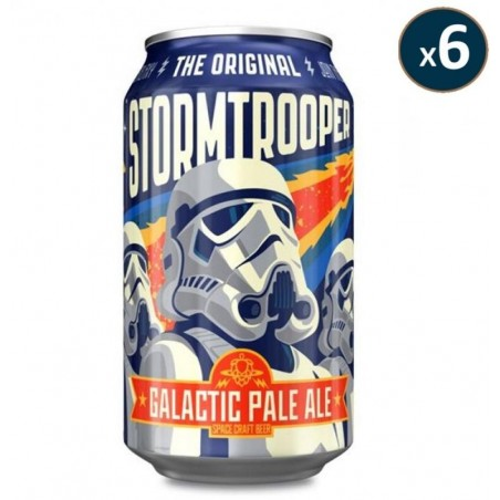 ST PETER'S STORMTROOPER GALACTIC PALE ALE 6*0.33L CAN