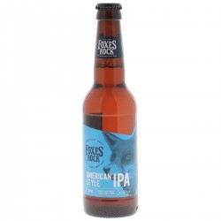 FOXES IPA 33CL